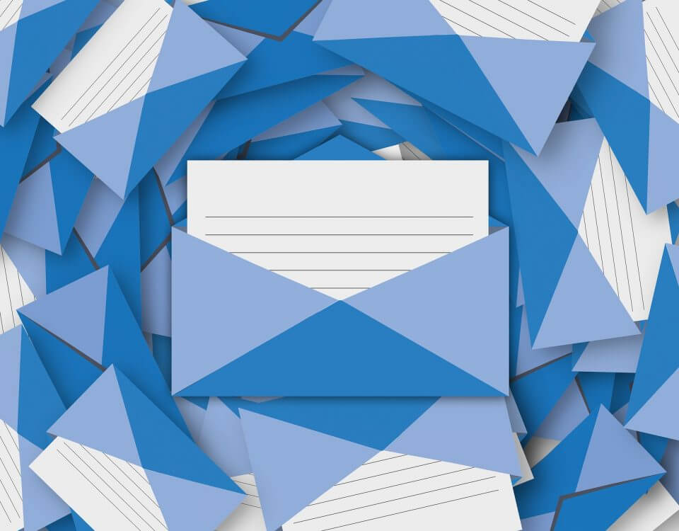 Outlook on the future email communication