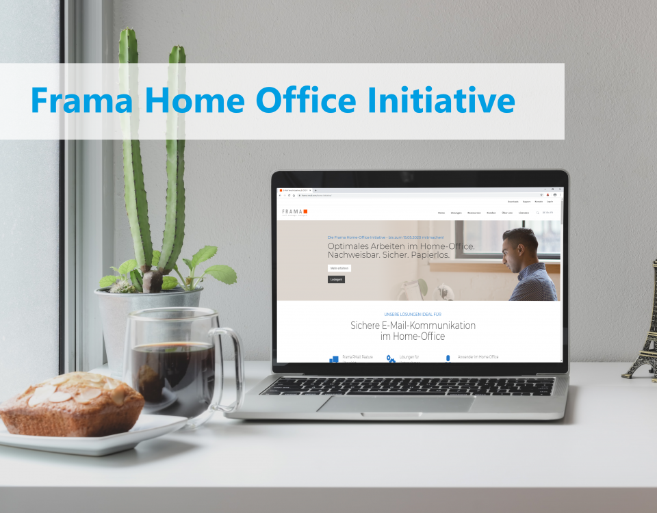 Teaser Frama Home Office Initiative
